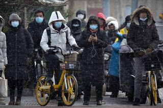 China sees virus outbreaks across its northeast