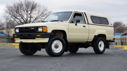 My 265,000-Mile Turbo Toyota Pickup Had A Nasty Surprise Lurking Within