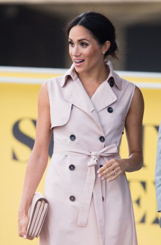 Did Meghan Markle's New Pink Manicure Break Royal Tradition?