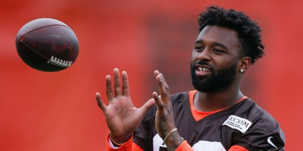 Jarvis Landry gives Browns receivers an epic, expletive-fueled rant about effort in 'Hard Knocks' premiere