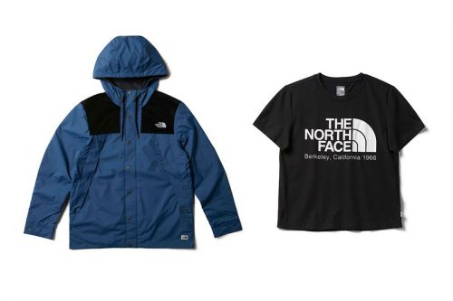 """The North Face Launches """"Heritage"""" Series in Time for Back-To-School"""