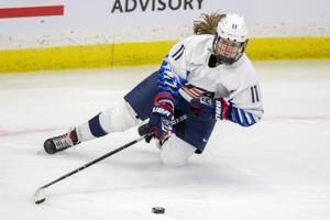 US women open Four Nations defense with 5-1 win over Finland