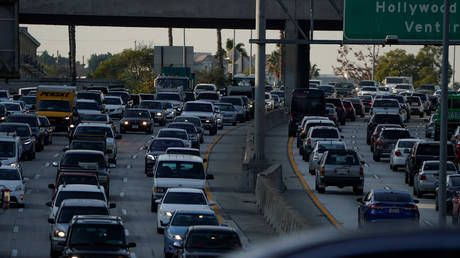 California to ban sales of gasoline cars by 2035