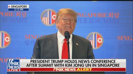 Trump gaslights the American public about North Korea's nuclear weapons