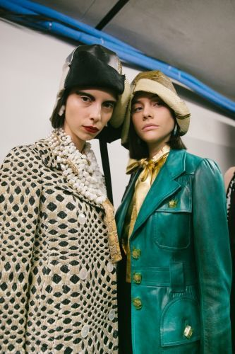 Prada SS20: style, substance, and a hint of Rosemary's Baby