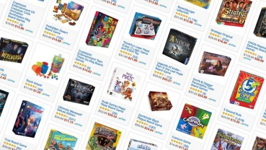 Amazon's Running the Biggest Board Game Sale We've Ever Seen, Today Only