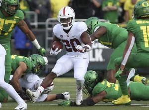 No. 7 Stanford rallies for 38-31 OT win over No. 20 Oregon
