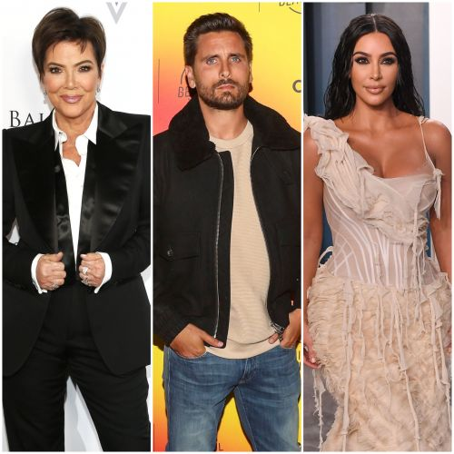 The Kardashian Family Celebrates Scott Disick's 37th Birthday With Sweet Messages