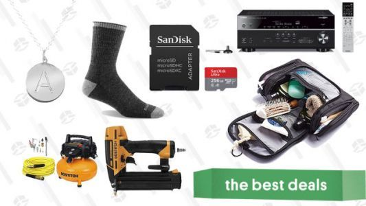 Tuesday's Best Deals: Logitech, Toiletry Bags, Balance Ball Chairs, and More