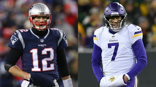 Patriots, Vikings have edges in most pressure-filled games of NFL season