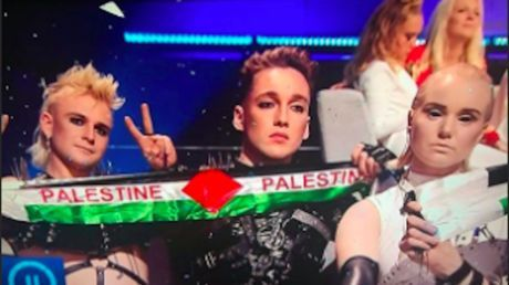 Iceland could be 'punished' for Palestinian flag display at Eurovision, say Israeli hosts