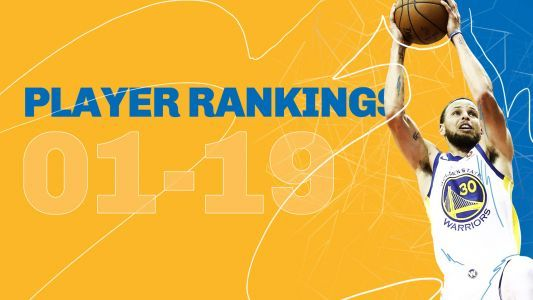 Sporting News' NBA Top 100: Ranking basketball's best players (1-19)