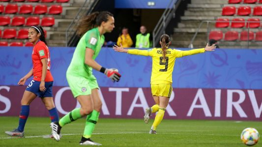 Women's World Cup 2019: Sweden defeats Chile after weather delay