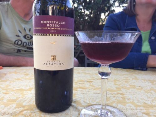 What I'm Drinking: On the Road toMontefalco