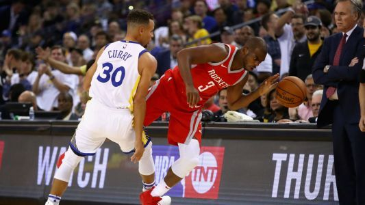 Warriors vs. Rockets: Score, updates, highlights as West powers battle in Houston