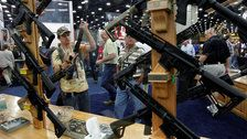 U.S. Gun Companies Manufactured A Record 11 Million Firearms In 2016