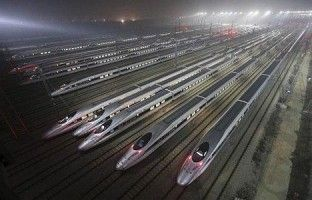 China gets new bullet train linking Xi'an and Chengdu