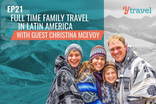 Adventure Family Travel with Christina From Macs Explore