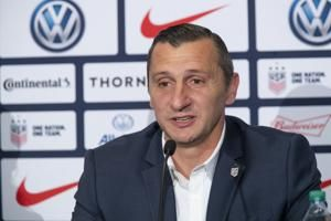 Andonovski aware of expectations as new US women's coach