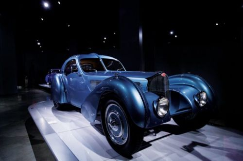 Celebrating the Bugatti 57SC Atlantic