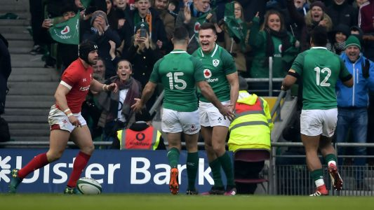 Six Nations 2018: Ireland edges Wales in Dublin thriller to stay perfect