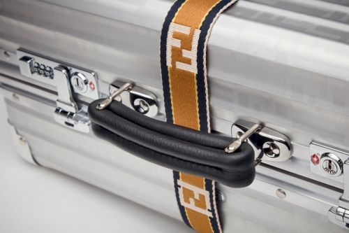 FENDI and RIMOWA Join Forces to Create First Luxury Suitcase