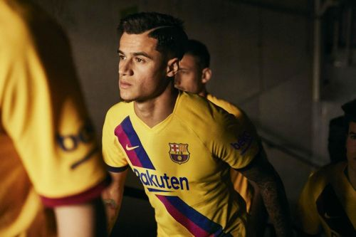 Barcelona Honors the Famous La Masia With 2019/20 Away Jersey