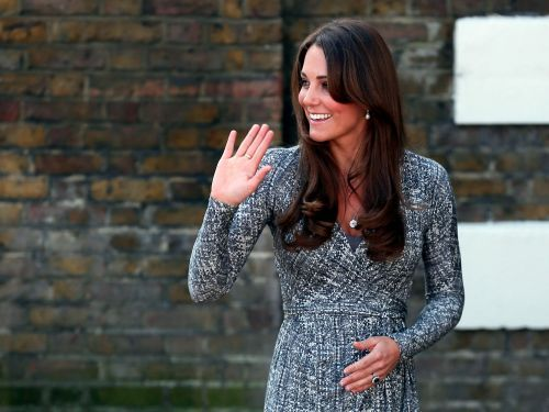 Kate Middleton's most royal maternity looks of all time