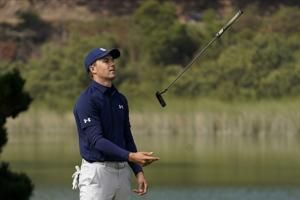The Latest: Making 2nd start in major, Morikawa wins PGA