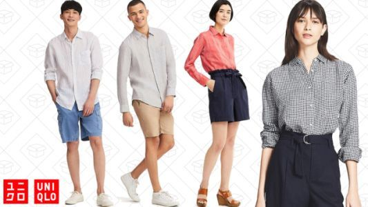 Uniqlo Is Ready For Warmer Weather With $20 Linen Shirts