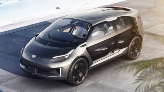 The GAC Entranze Is an Ambitious Concept From a Chinese Company Eying U.S. Sales in 2019