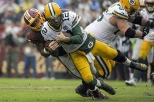 A-Rod driven to drink as Packers digest 31-17 loss to Skins