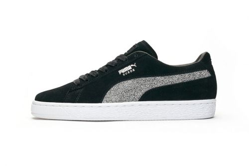 PUMA's Suede Classic Gets Decked out With Swarovski Crystals