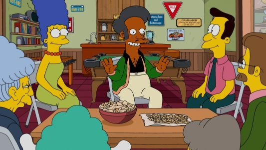 D'Oh! Hank Azaria Did What The Simpsons Could Not