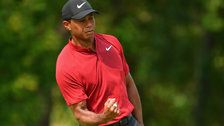 Tiger Woods Electrifies In 2nd-Place Finish At PGA Championship