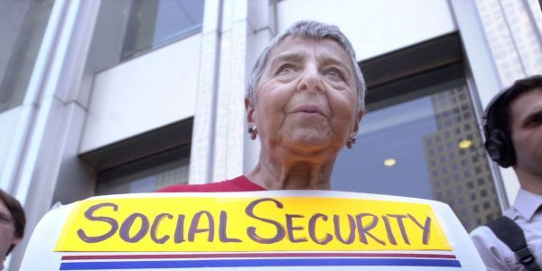 Here's what happens to Social Security and disability benefits during a government shutdown