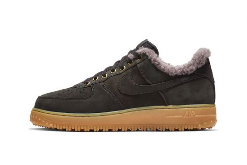 Nike Gives the Air Force 1 Low a Premium Winter Makeover