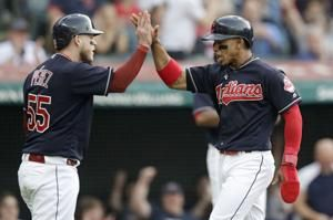 Astros' Morton stays unbeaten with 8-2 win over Indians