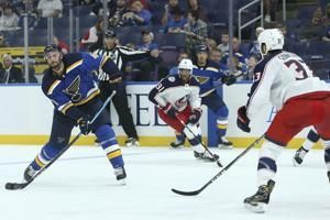 Blues' Bortuzzo suspended 2 preseason, 1 regular-season game