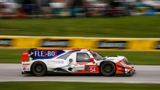 Fuel Strategy Battle Brings Intense Excitement To IMSA Race At Road America