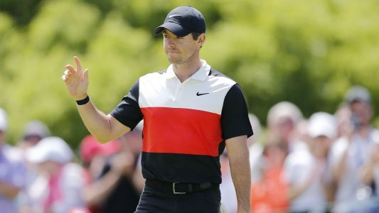 RBC Canadian Open: Rory McIlroy joins tie for 1st with Webb Simpson, Matt Kuchar