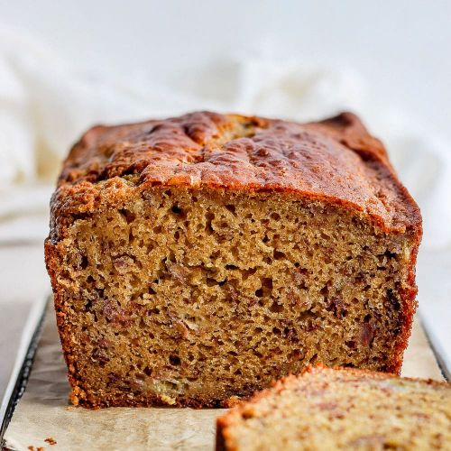 Perfect Healthy Banana Bread