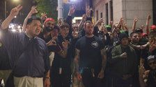 Proud Boys Street Gang Had A Weekend Of Coast-To-Coast Violence