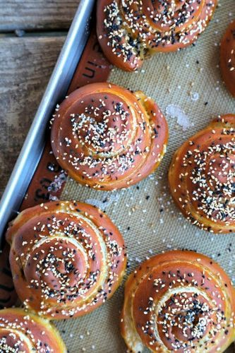 The Most Perfect Soft Pretzel Rolls
