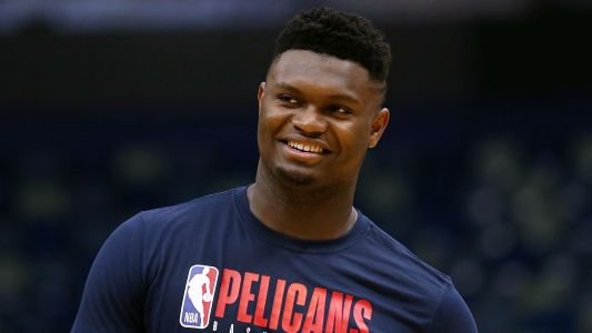 Zion Williamson got shredded during NBA hiatus, and now Twitter is ready for Pelicans star to dominate