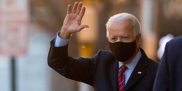 Biden becomes the first presidential candidate in US history to win 80 million votes - and counting