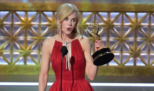 Nicole Kidman Forgot to Mention Her Adopted Kids in Emotional Emmys Speech