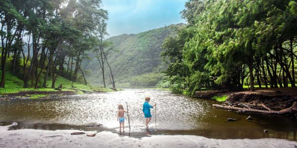 Planning a Hawaii Family Vacation? Visit the Islands' Best Kid-Friendly Beaches