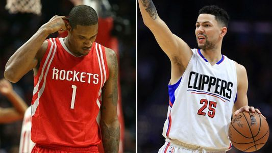Austin Rivers: Trevor Ariza and I 'have no problems' after talk