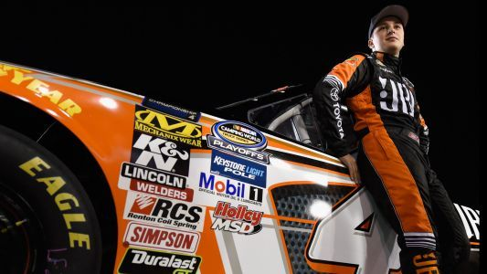 NASCAR truck series: Christopher Bell wins first title